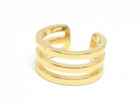 №10503 Кольцо XuPing золото 14К One-size
