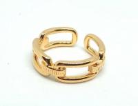 №10513 Кольцо XuPing золото 14К One-size