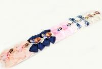 №1344 Резинки детские принцессы