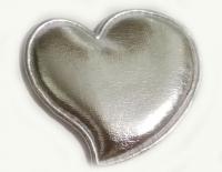 №42513 Заготовка Сердце серебро