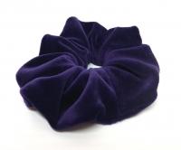 №5072 Резинка плюш фиолет. Д-12см