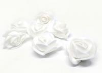 №56892 Розочки белые 50шт