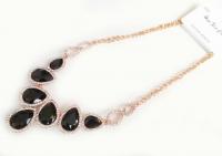 №5902 Ожерелье золото короткая цепочка