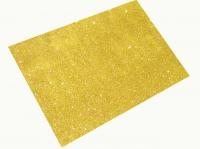 №615 Фоамиран золото светлое 10листов
