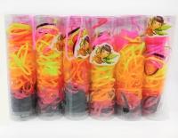 №6272 Резиночки силиконовые 12колб