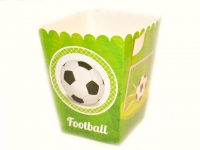 №823 Коробочка для попкорна FootBall